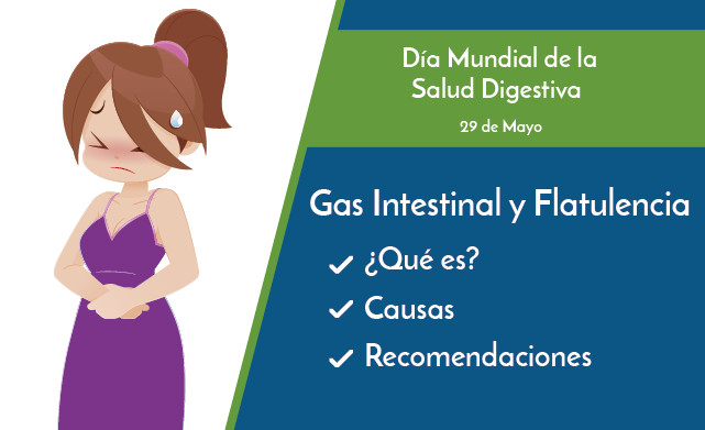 Gas Intestinal y Flatulencia